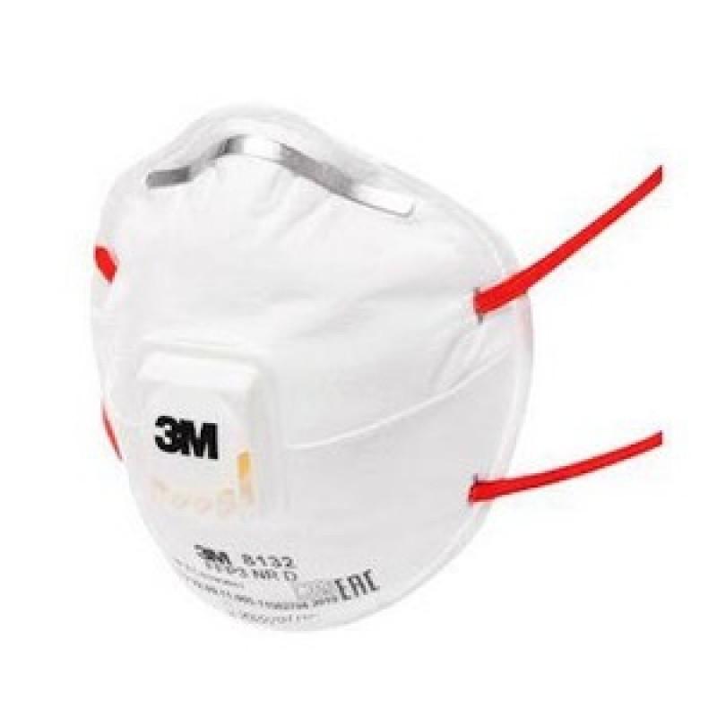 Respirator 8132 3M FFP3 c klapanom vydoha